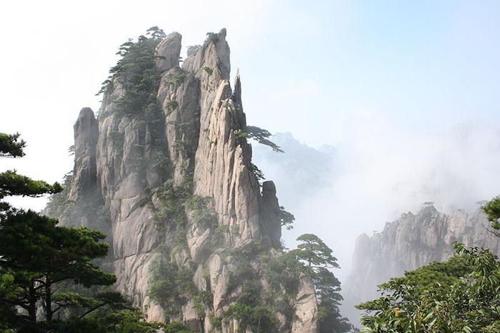 -2- Entrada a la Aldea Oculta de las Nubes HuangShan_thumb