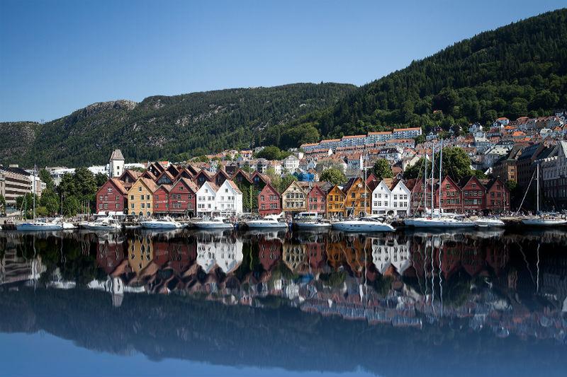 bergen-noruega