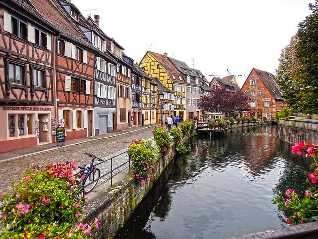 Pueblos de cuento en Europa Colmar