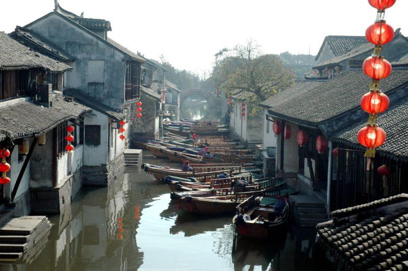 zhouzhuang-china
