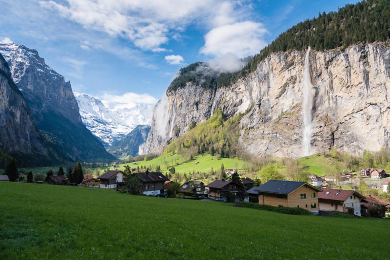 valle-Lauterbrunnen