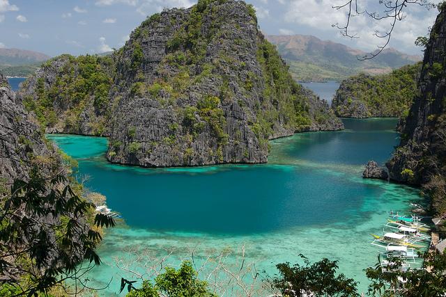 Coron Philippines  city photos : El paraíso en versión karst Isla de Corón, Filipinas 101 ...