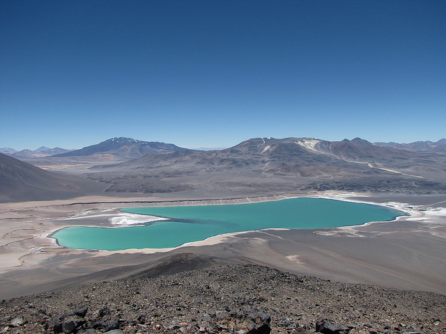 laguna verde: