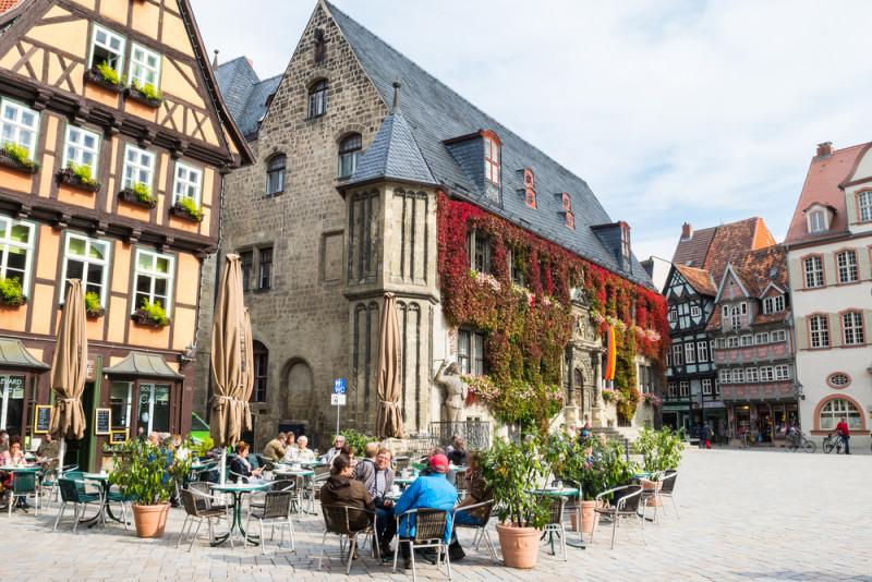 Qudlinburg-alemania