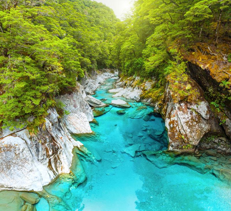 Los 10 Mejores Lugares para visitar en Nueva Zelanda
