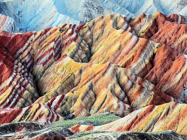 zhangye-danxia-geological-park-china