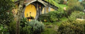Un paseo por la aldea de película más bonita del mundo (Hobbiton set, Nueva Zelanda)