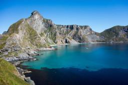 La increíble isla nórdica (de playas perfectas) que