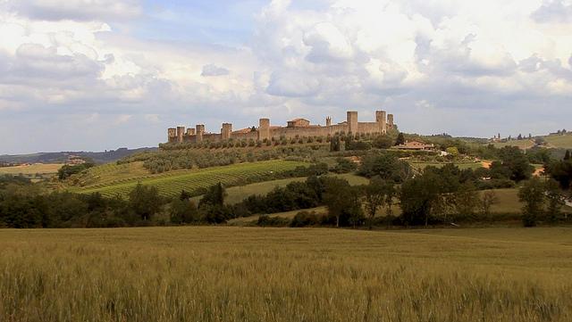 monteriggioni-italy