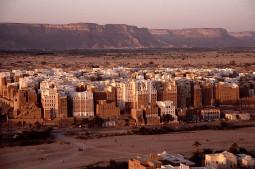 La ciudad que tiene rascacielos desde hace más de 500 años (Shibam, Yemen)