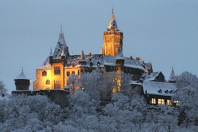 Wernigero-Castle