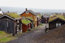 7 pueblos y rincones que se hacen de cuento en Noruega