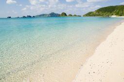 Una playa (y un paraíso) que tal vez no imaginarías en Japón (islas Kerama)