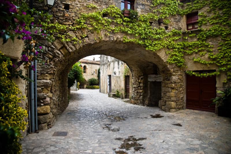 Peratallada-catalunya-medieval