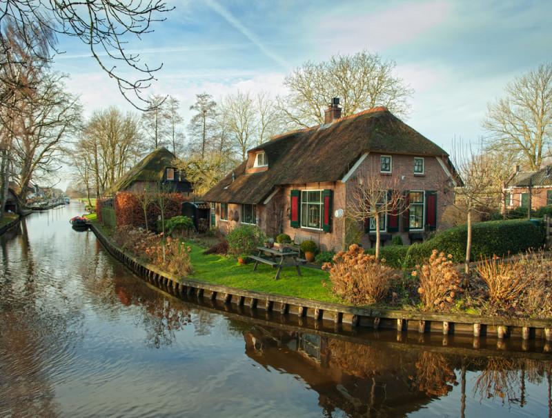 Giethoorn-holanda