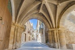 Uno de los pueblos detenidos en el tiempo y poco conocidos más bonito de España (Calaceite)