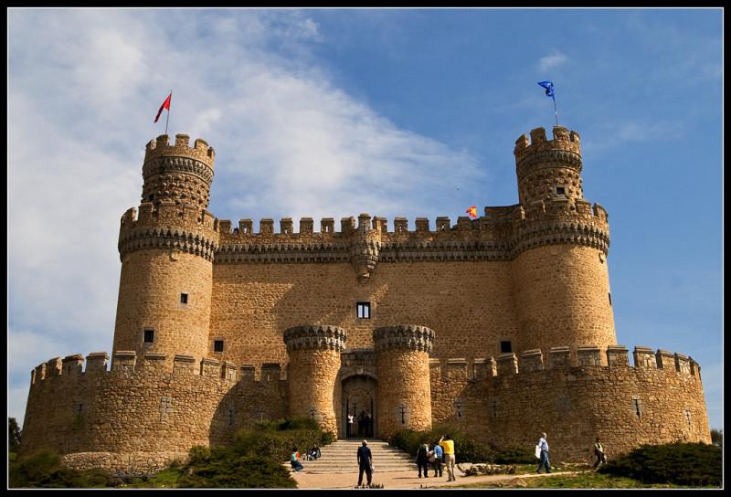 castillo-escapada-desde-madrid