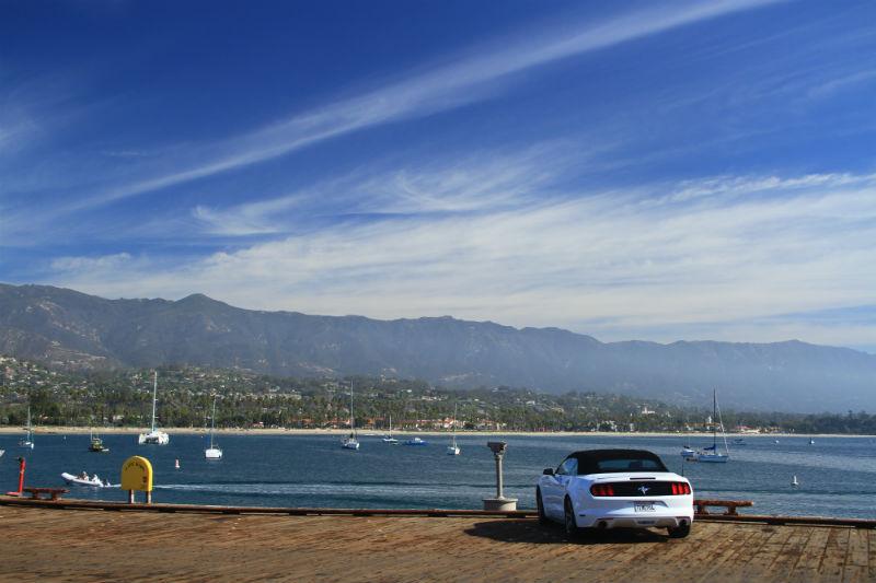 Alquilar coche en Costa Oeste de USA