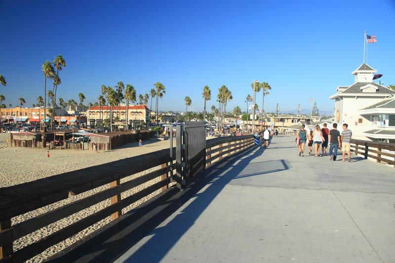 Playa de NewPort Beach