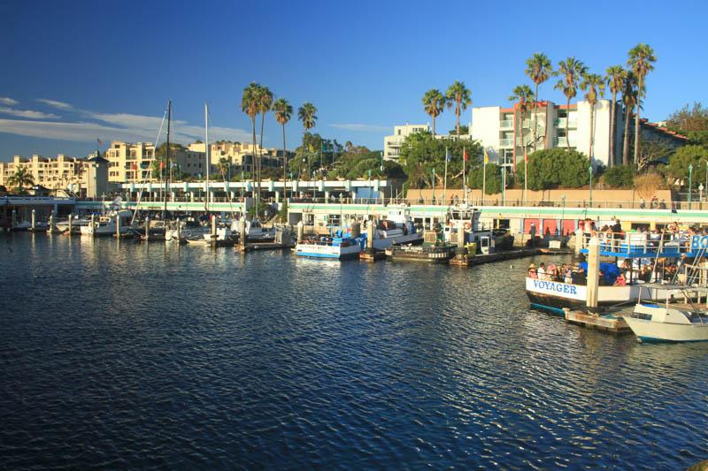 Puerto de Redondo Beach California