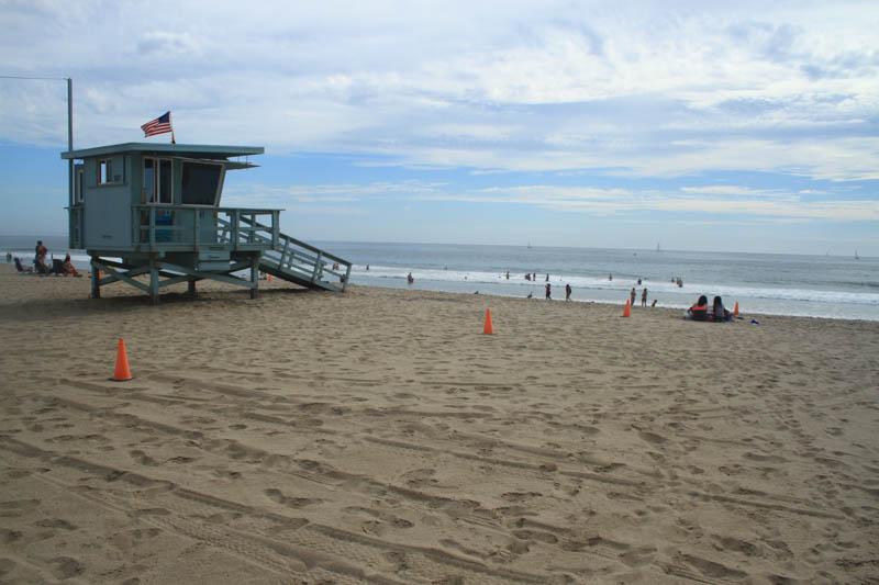 Playa de Venice Beach