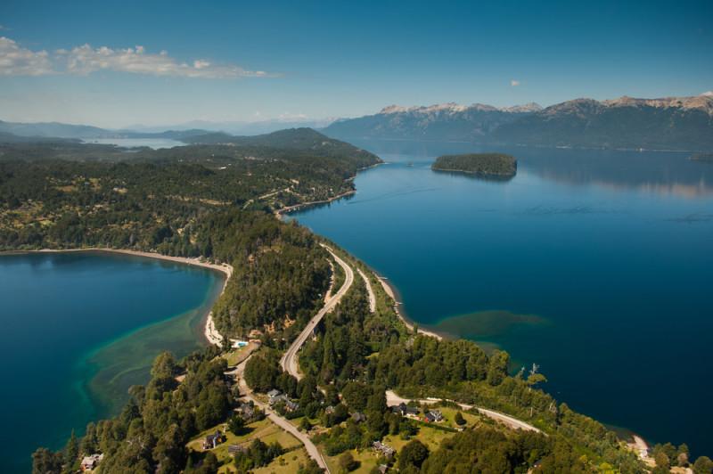 camino-siete-lagos-ruta