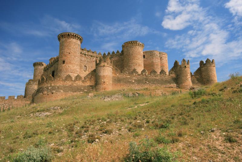 ruta de castillos cerca de Madrid