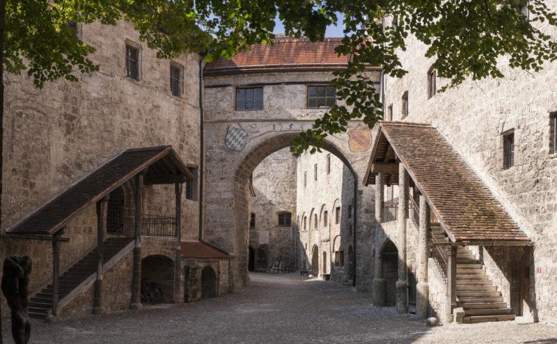 Burghausen-castillo