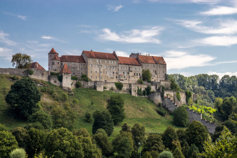 castillo-alemania