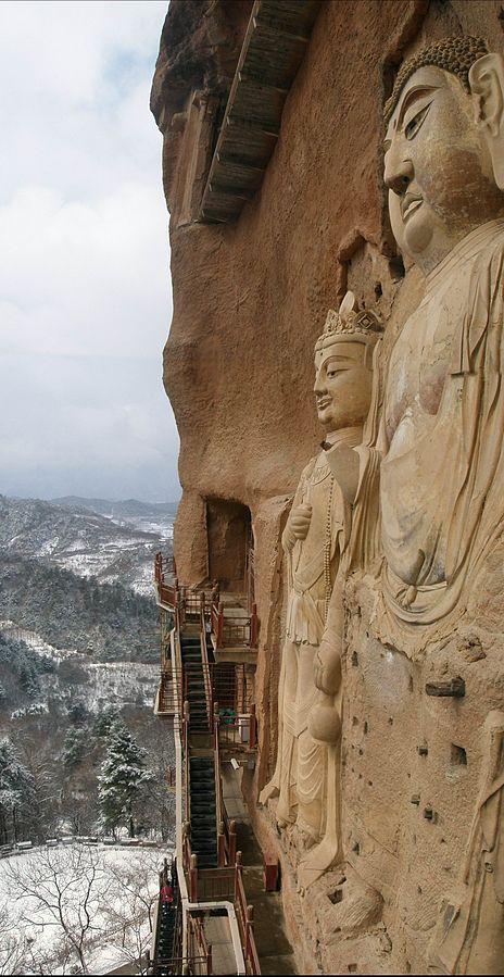 Majishan-esculturas