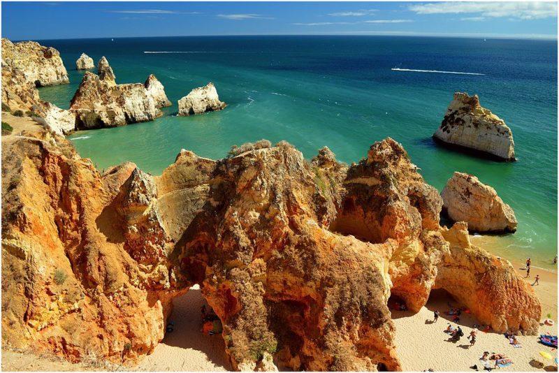 Praia-algarve-mejores-playas-ruta