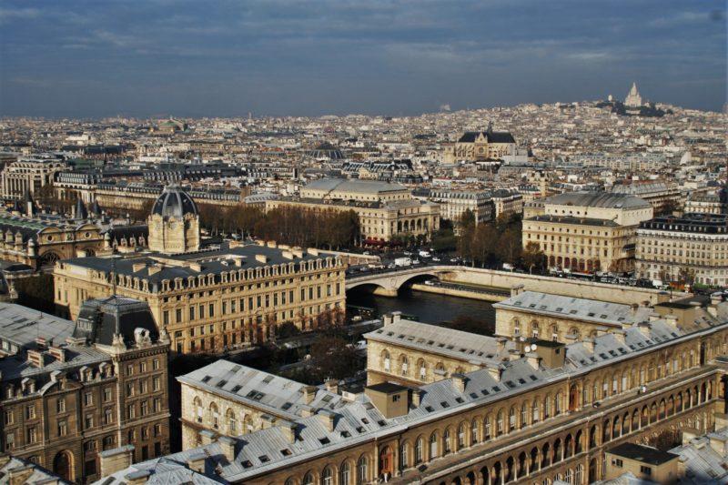Viajar a París por libre