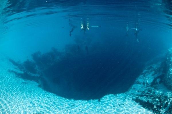 dean blue hole