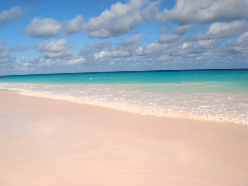 Estas 6 playas tienen colores de arena completamente inusuales - 101 Lugares increíbles