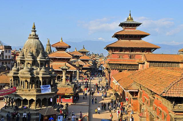 Plaza Nepal