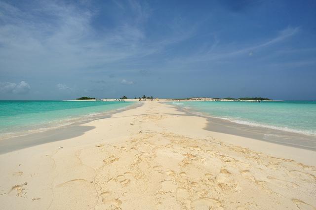 """El paraíso en versión """"playa perfecta"""" (Los Roques, Venezuela) - 101 Lugares increíbles"""