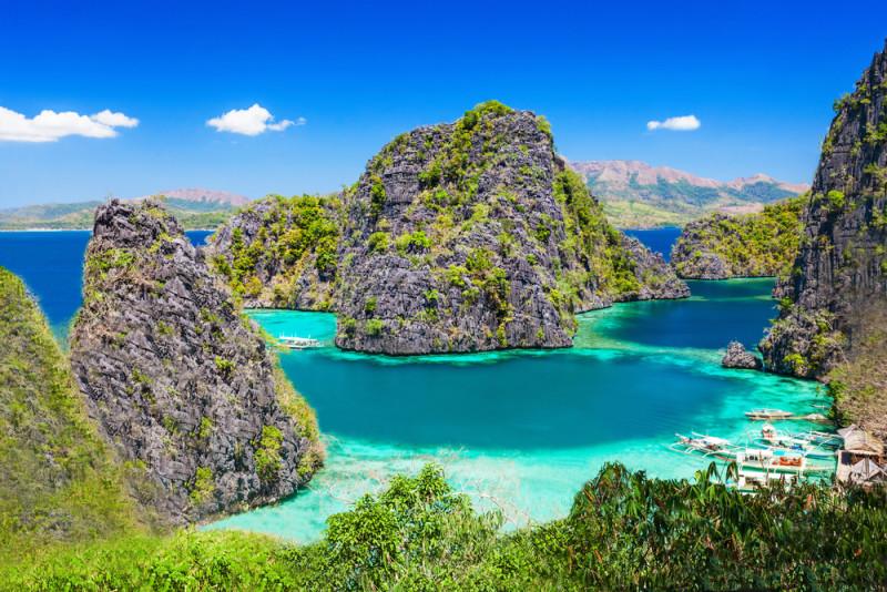 El Para So En Versi N Karst Isla De Cor N Filipinas 101 Lugares Incre Bles