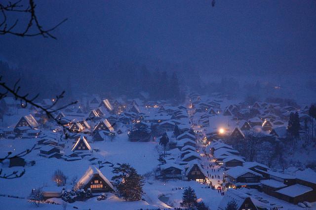 18 pueblos que parecen sacados de un cuento de Navidad (Parte 1) - 101 Lugares increíbles