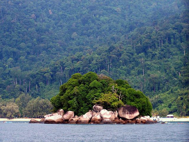 Entre las islas más bonitas del mundo, Tioman (en Malasia) - 101 Lugares increíbles