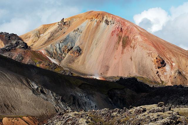 Un paisaje de montaña que parece pintado en Islandia (Landmannalaugar) – 101 Lugares increíbles