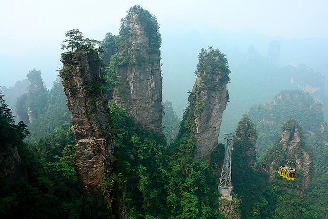 130 sitios naturales donde suceden cosas curiosas (parte 2) - 101 Lugares increíbles