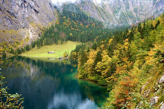 Konigssee-lago-alemania