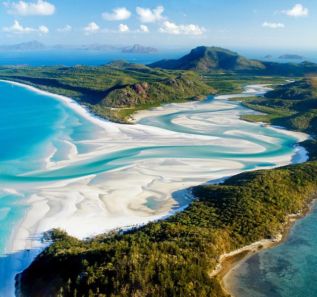 El paraíso turquesa en versión Australia (Whitsunday) - 101 Lugares increíbles