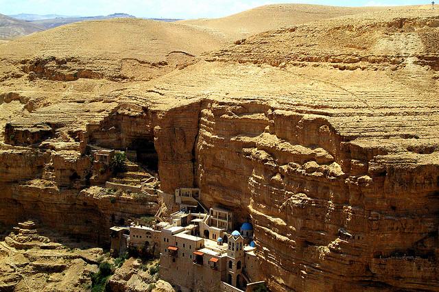 st-george-monastery-israel