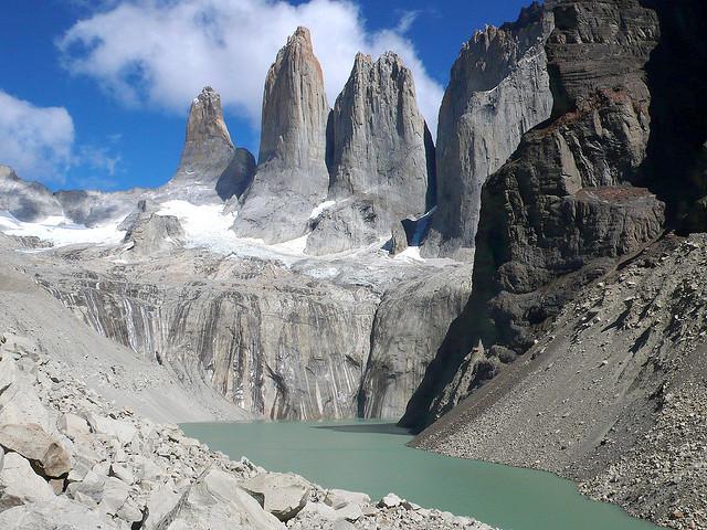 4 gigantes de roca que parecen de fantasía en la Patagonia (Argentina y Chile) - 101 Lugares increíbles