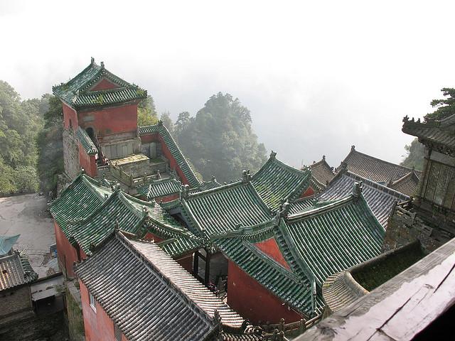 wudang-mountains-china