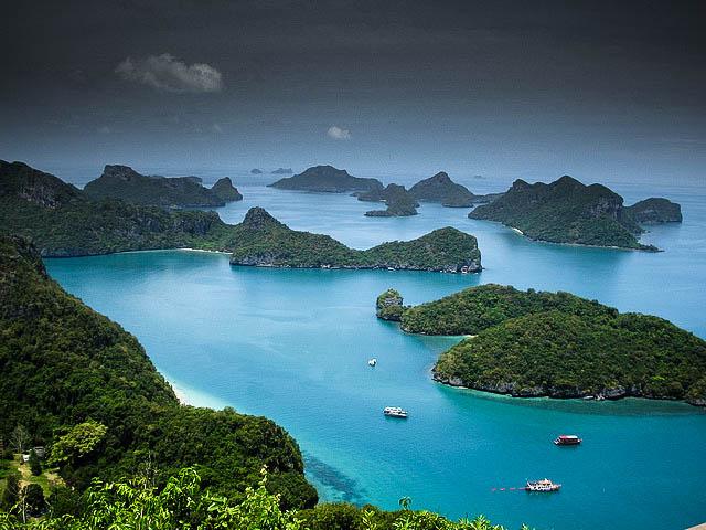 42 islas para un paraíso de playa en versión Tailandia (Mu Ko Ang Thong) - 101 Lugares increíbles