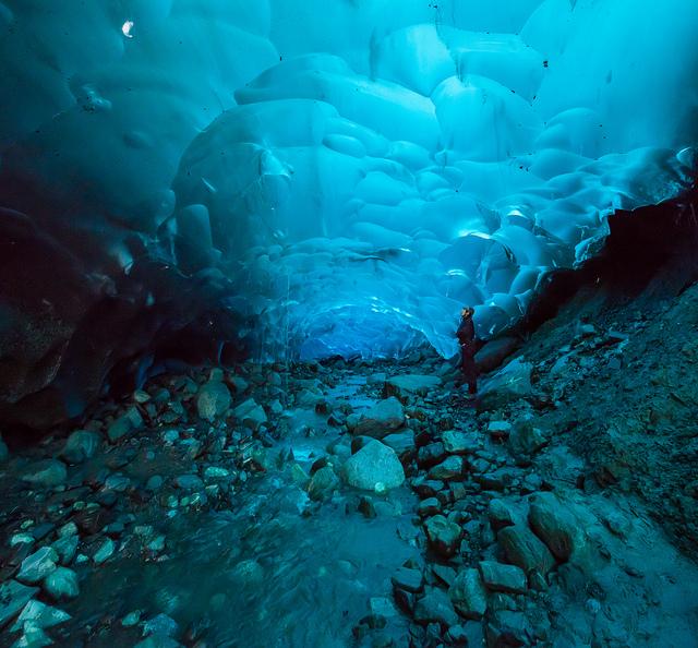 cueva-hielo-glaciar-mendenhall