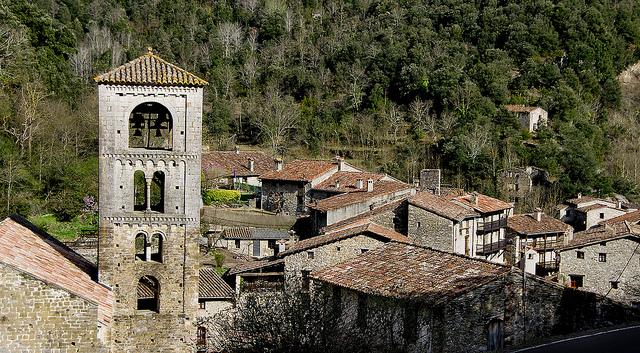 12 pueblos congelados en la Edad Media en Cataluña - 101 Lugares increíbles