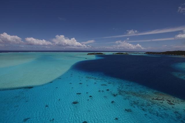 Entre las playas que parecen una piscina infinita, Matira (Polinesia Francesa) - 101 Lugares increíbles
